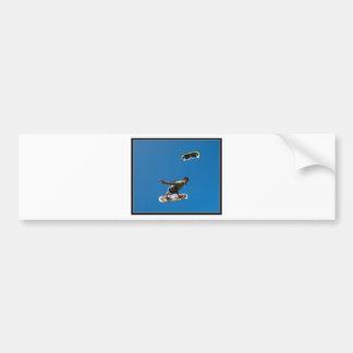 Mine Is Kiteboarding Bumper Stickers