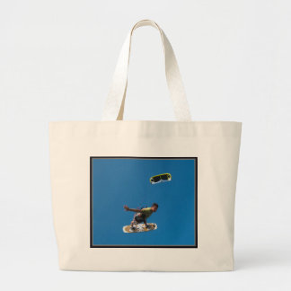 Mine Is Kiteboarding Canvas Bags