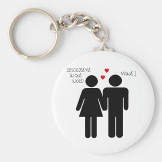 Mine Keychain