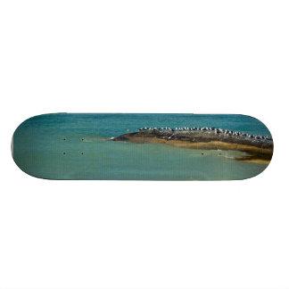 Mine Mine Mine Skate Deck