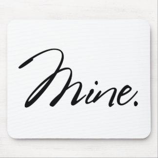 Mine Mouse Pad