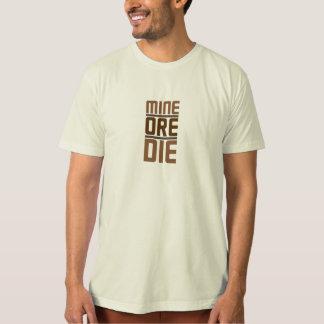Mine Ore Die: Version Two T-shirt