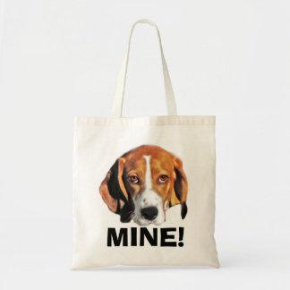 Mine! Tote Bag