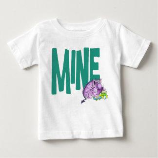 Mine (white) baby T-Shirt