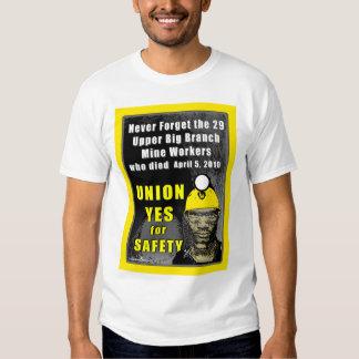 Mine Workers EDUN LIVE Scion Kids Essential Crew T Shirt