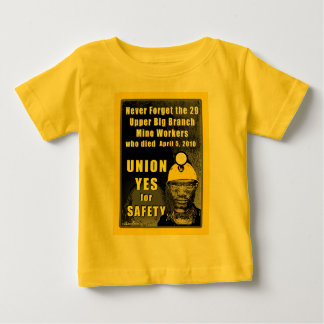 Mine Workers Infant T-Shirt