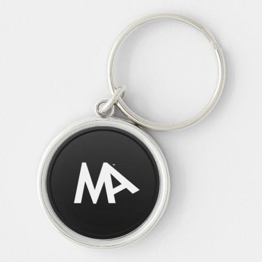 MineActivity Logo Keychain