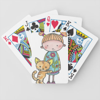 Mined and pussy bicycle playing cards