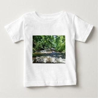 Minehaha Falls - Minneapolis, Minnesota Baby T-Shirt