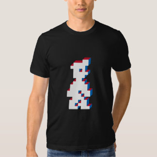 Miner-3D-effect T Shirts