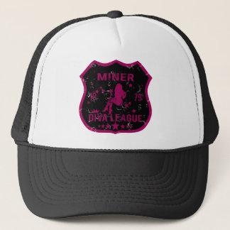 Miner Diva League Trucker Hat