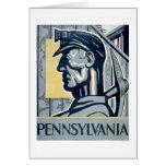 Miner In Pennsylvania 1937 WPA