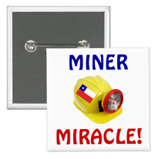 MINER MIRACLE! BUTTONS