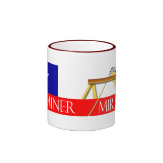 Miner Miracle Ringer Coffee Mug