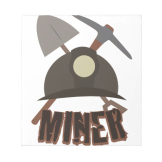 Miner Note Pads