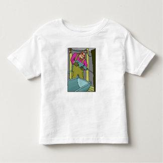 Miner Toddler T-shirt