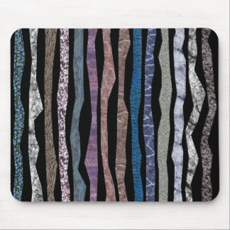 Mineral Stripes Mouse Pad