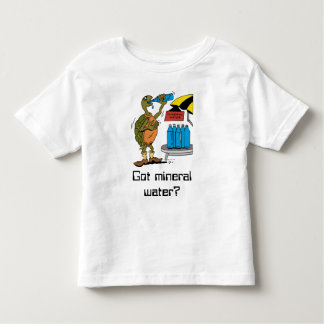 Mineral Water Party Turtle Shirt