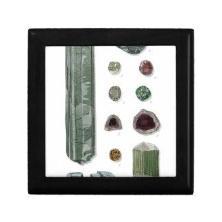 Minerales y gemas Vol.1 Caja De Regalo