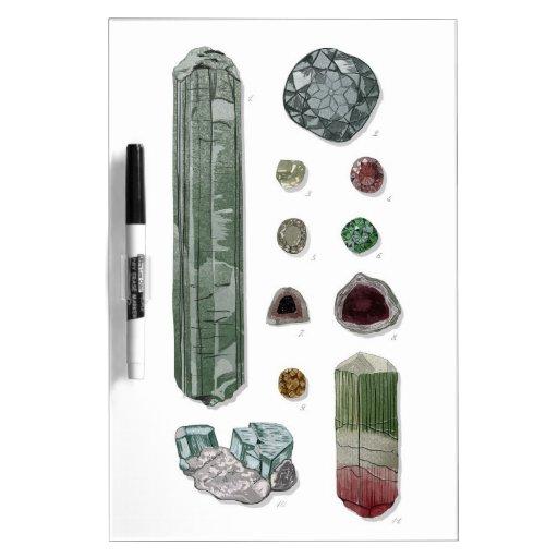 Minerales y gemas Vol.1 Pizarras Blancas De Calidad