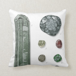 Minerals & Gems Vol.1 Pillow