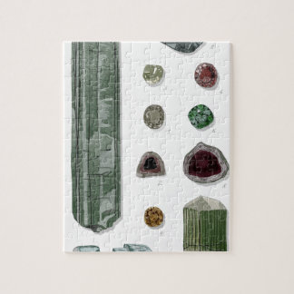 Minerals & Gems Vol.1 Puzzles
