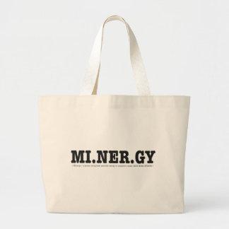 Minergy minimal energy bags