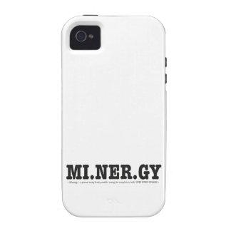 Minergy minimal energy iPhone 4 covers