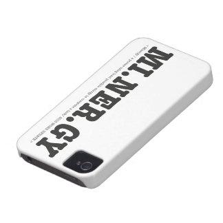 Minergy minimal energy iPhone 4 case