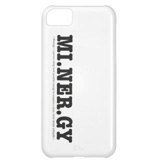 Minergy minimal energy iPhone 5C covers