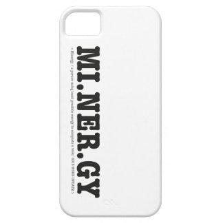 Minergy minimal energy iPhone 5 covers