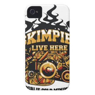 Minería aurífera de Kalgoorlie ciudad-con tema de Case-Mate iPhone 4 Coberturas