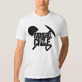 MInero de Chile T Shirt