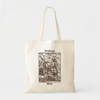 Minero - de Das Ständebuch - el libro de comercios Bolsas