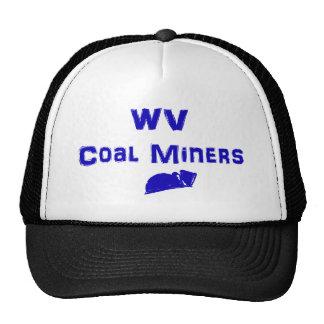 Mineros de carbón de WV Gorras