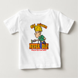 Miners Baby T-Shirt