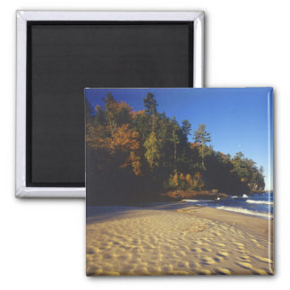 Miners Beach at Pictured Rocks National Magnets