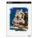 Miners Castle, Michigan Skins For iPad 3