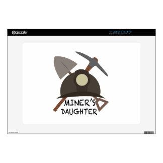 Miner's Daughter Skin For Laptop