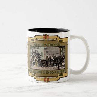 Miner's Pinon Coffee Coffee Mugs