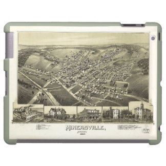 Minersville, Pennsylvania by T.M. Fowler (1889)