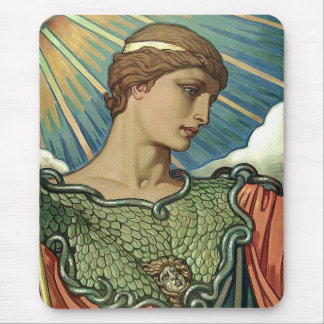 Minerva Mouse Pads