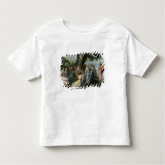 Minerva with the Muses Toddler T-shirt