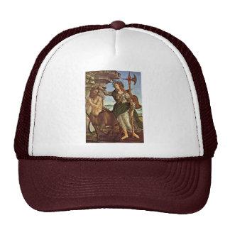 Minerva y el Centaur de Botticelli Sandro Gorras