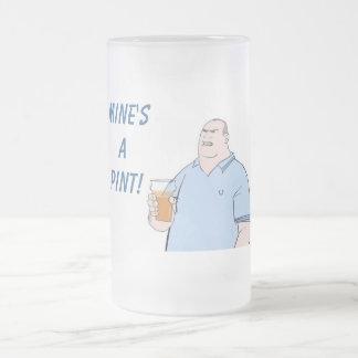 mine's a pint coffee mugs