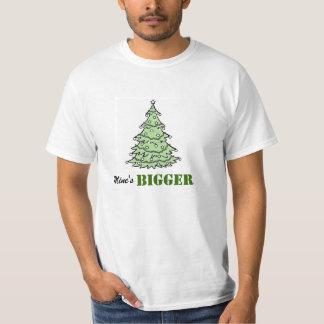 Mine's Bigger T-Shirt