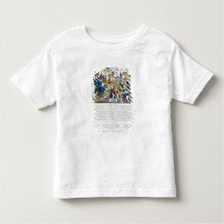 'Mines d'Or de la Californie' Toddler T-shirt