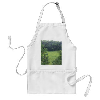 Mines of Spain meadow Adult Apron