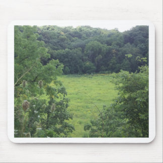 Mines of Spain meadow Mouse Pad