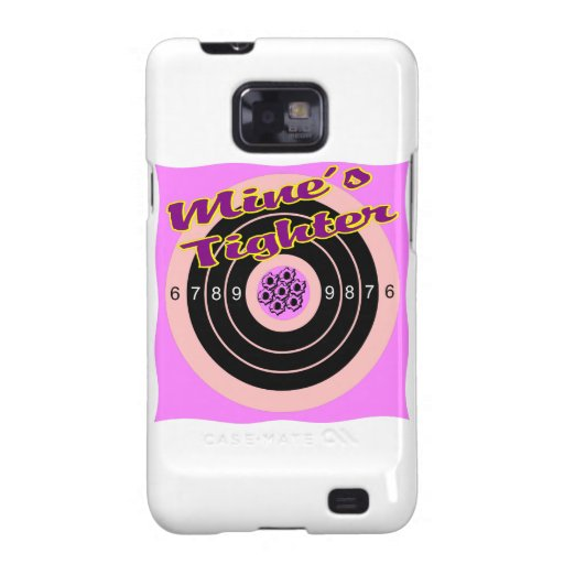 Mines Tighter Gun Target Galaxy SII Cover